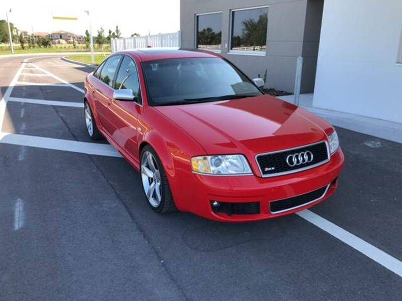 2003 audi rs 6 twin turbo