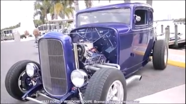 1932 Ford Open Wheel Custom