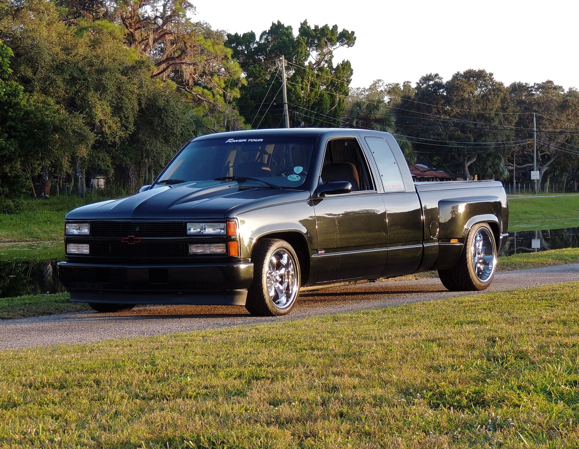 1992 chevrolet silverado dually pickup