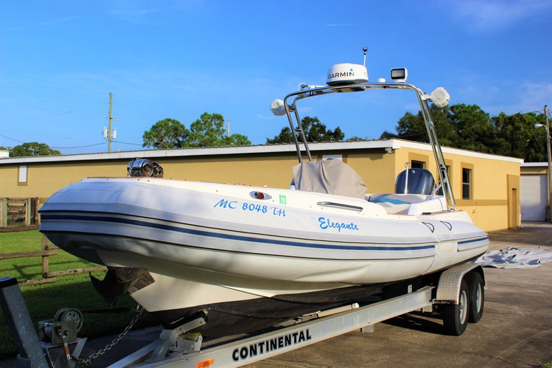 2010 PTJ Nautica Rigid Hull Inflatable Boat