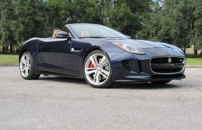 2015 jaguar f type convertible
