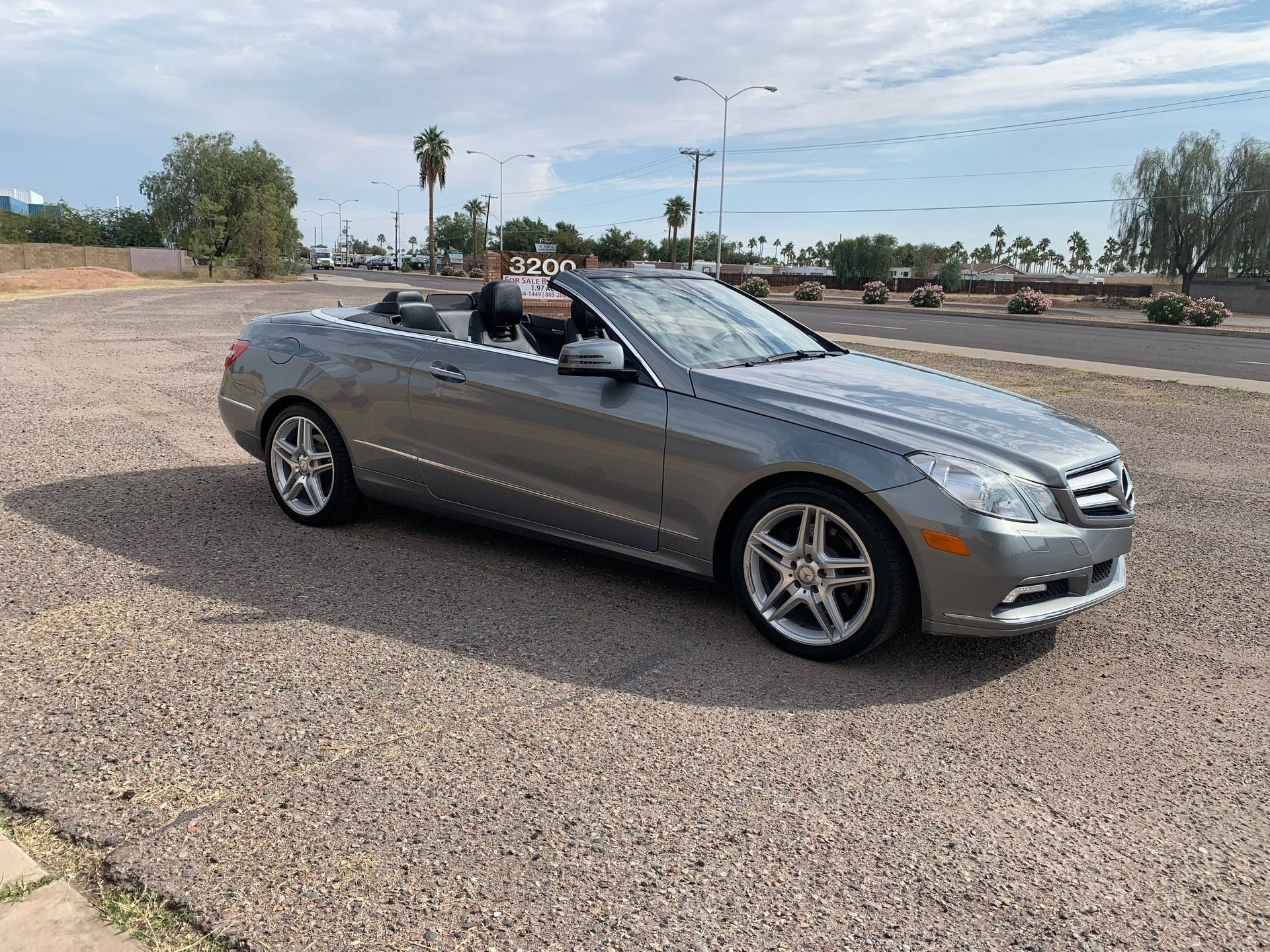 2011 mercedes benz e350 convertible