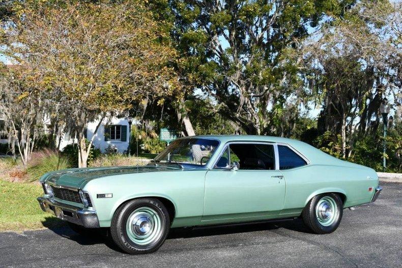 1968 Chevrolet Nova SS L-79