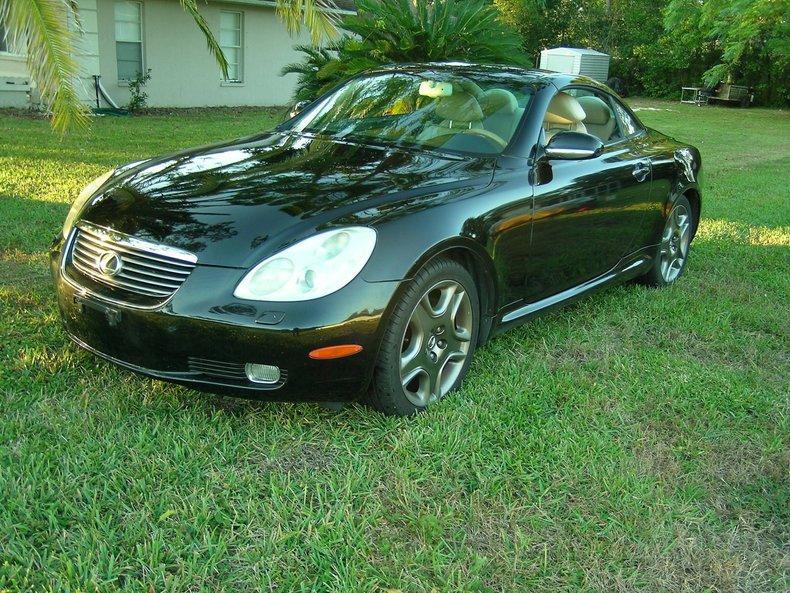 2003 Lexus SC430