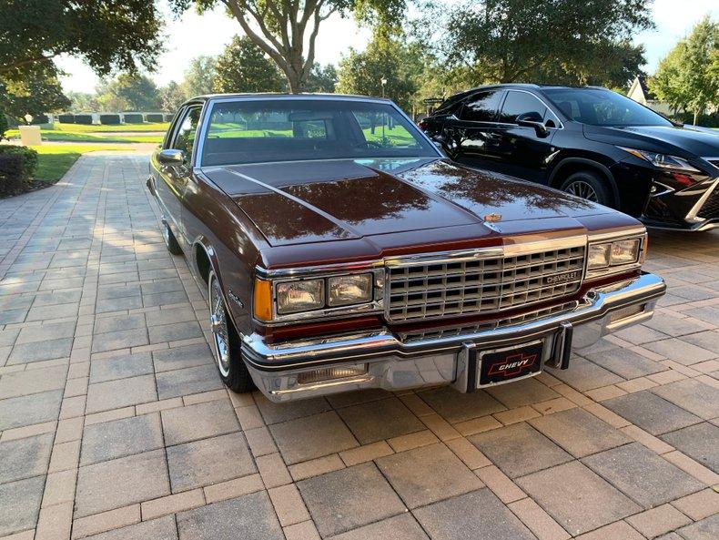 1982 Chevrolet Caprice