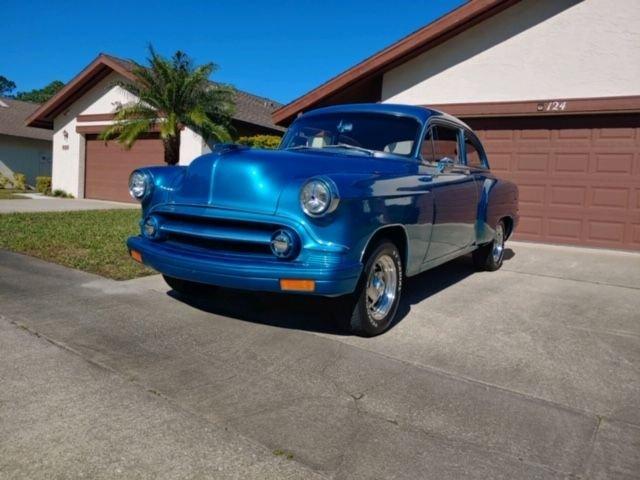 1953 Chevrolet Custom