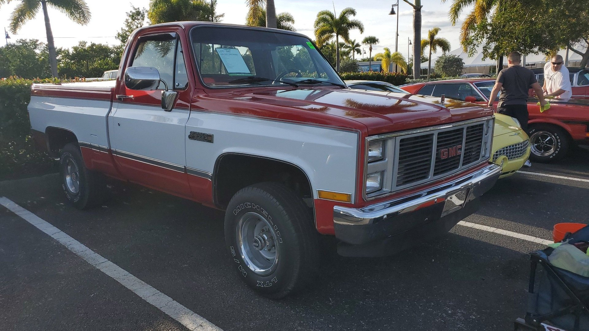 1985 gmc 1500 sierra pickup
