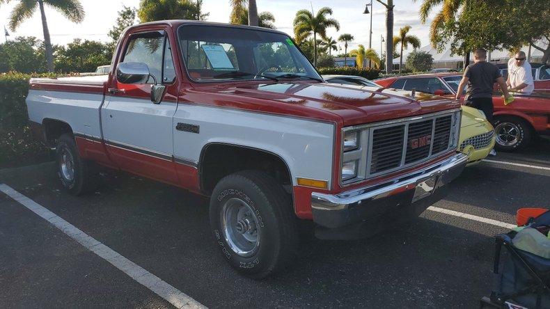 1985 GMC 1500 Sierra