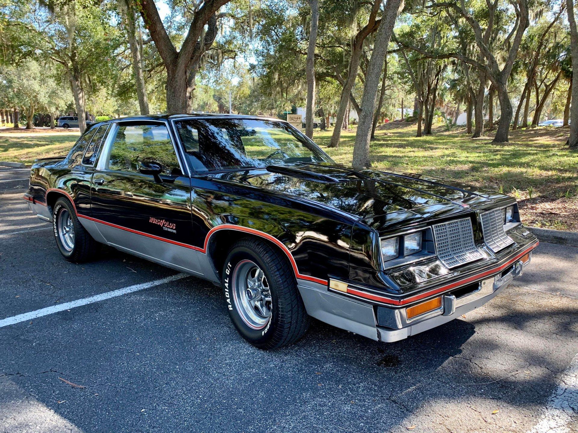 1983 oldsmobile hurst olds coupe