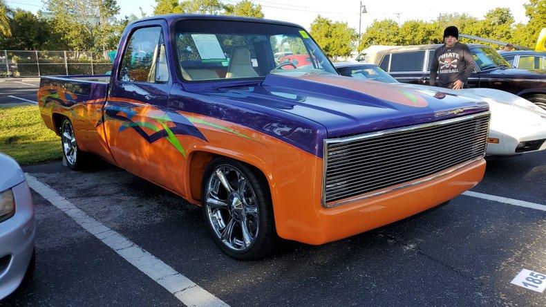 1987 Chevrolet Custom