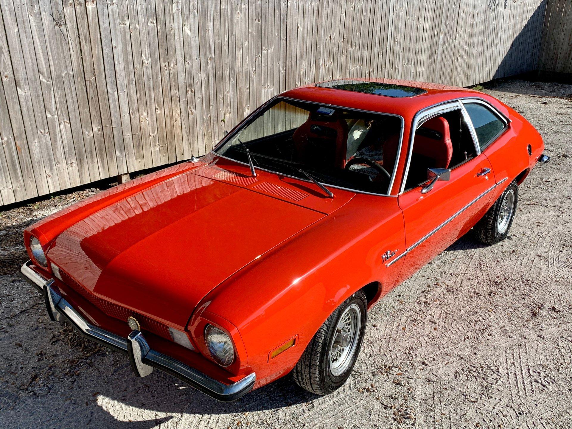 1972 ford pinto sedan
