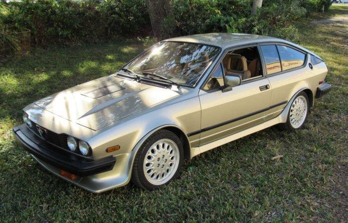 1986 alfa romeo gtv hatchback