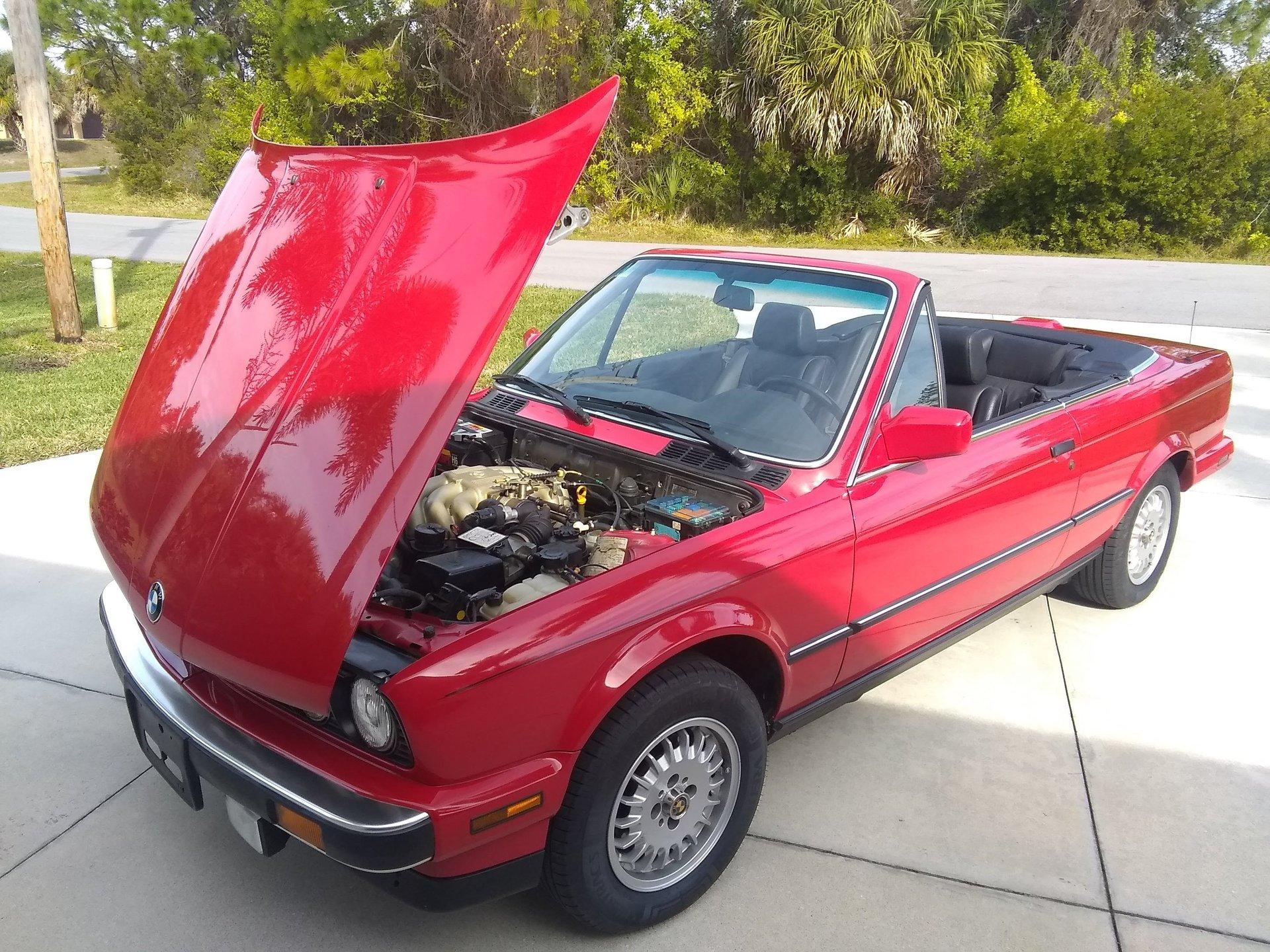 1988 bmw 325i convertible