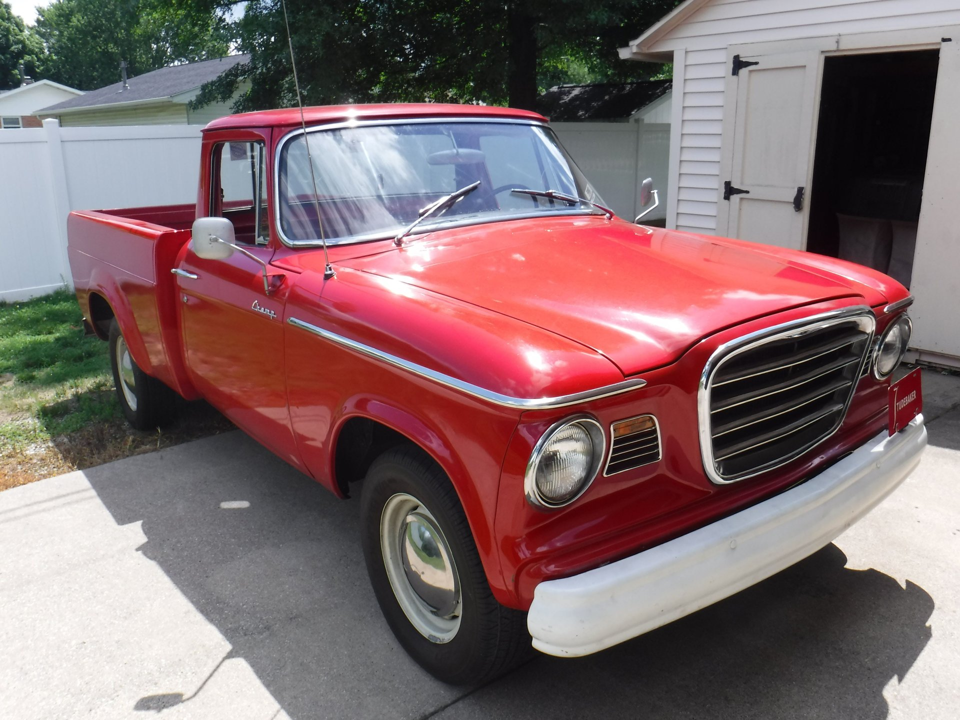 1962 studebaker champion pickup