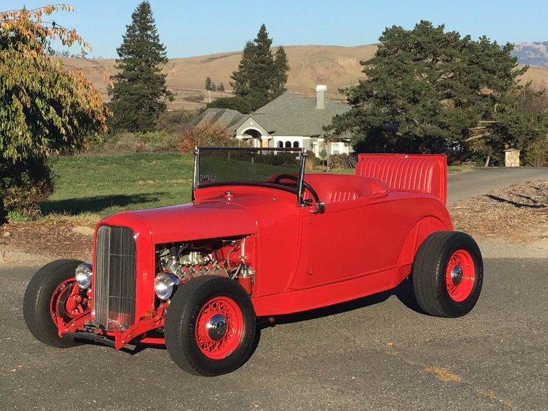 1929 Ford Brookville Rumble Seat Roadster