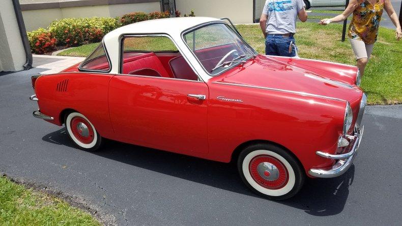 1958 Goggomobil T400