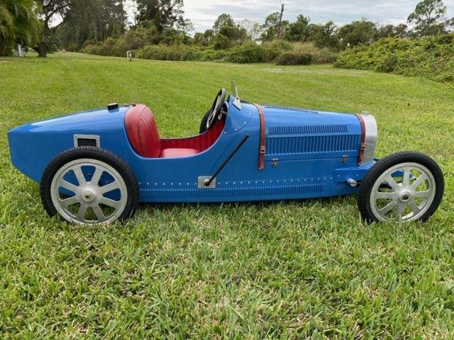 1930 Bugatti Type 52