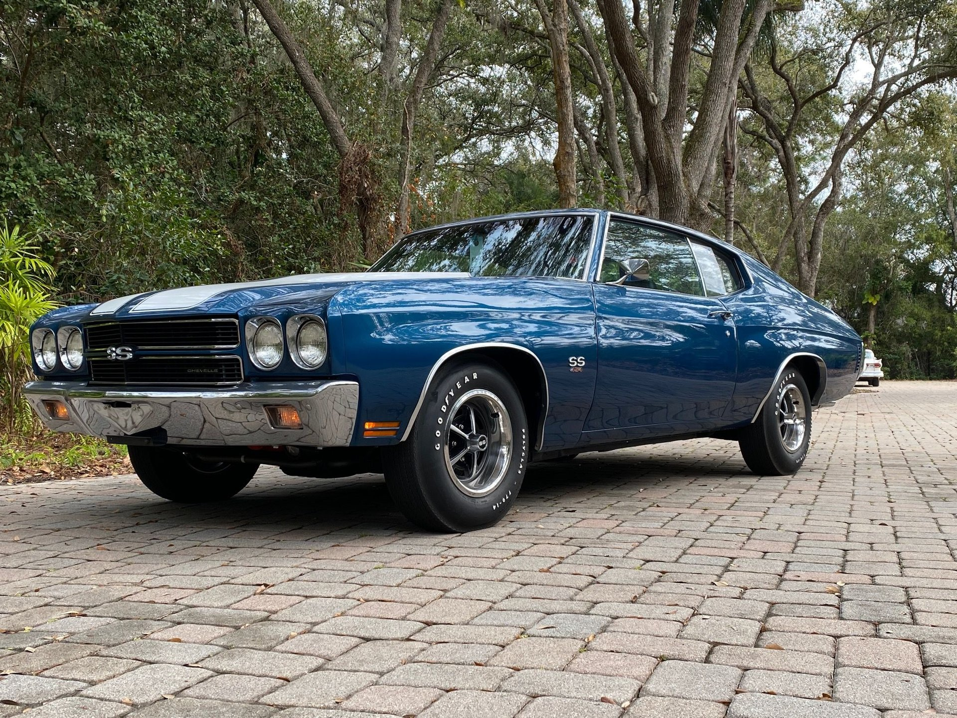 1970 chevrolet chevelle ss ls6 454 coupe