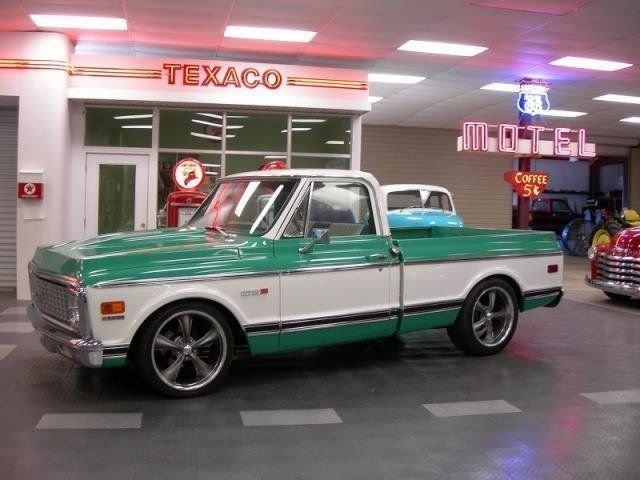 1971 chevrolet c10 shortbed pickup