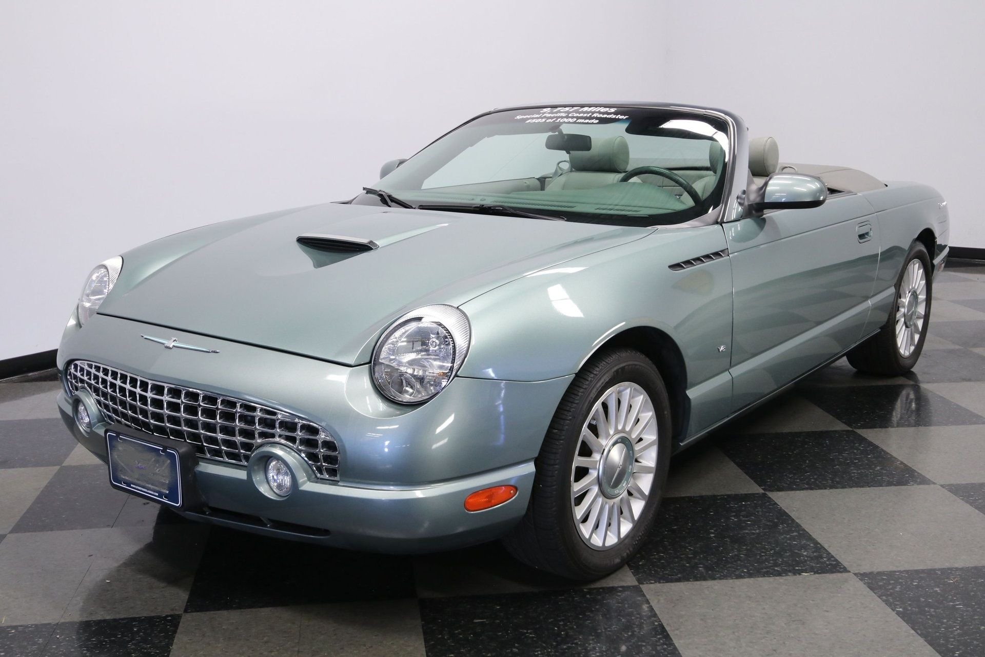 2004 ford thunderbird pacific coast edit convertible