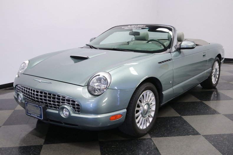 2004 Ford Thunderbird Pacific Coast Edit