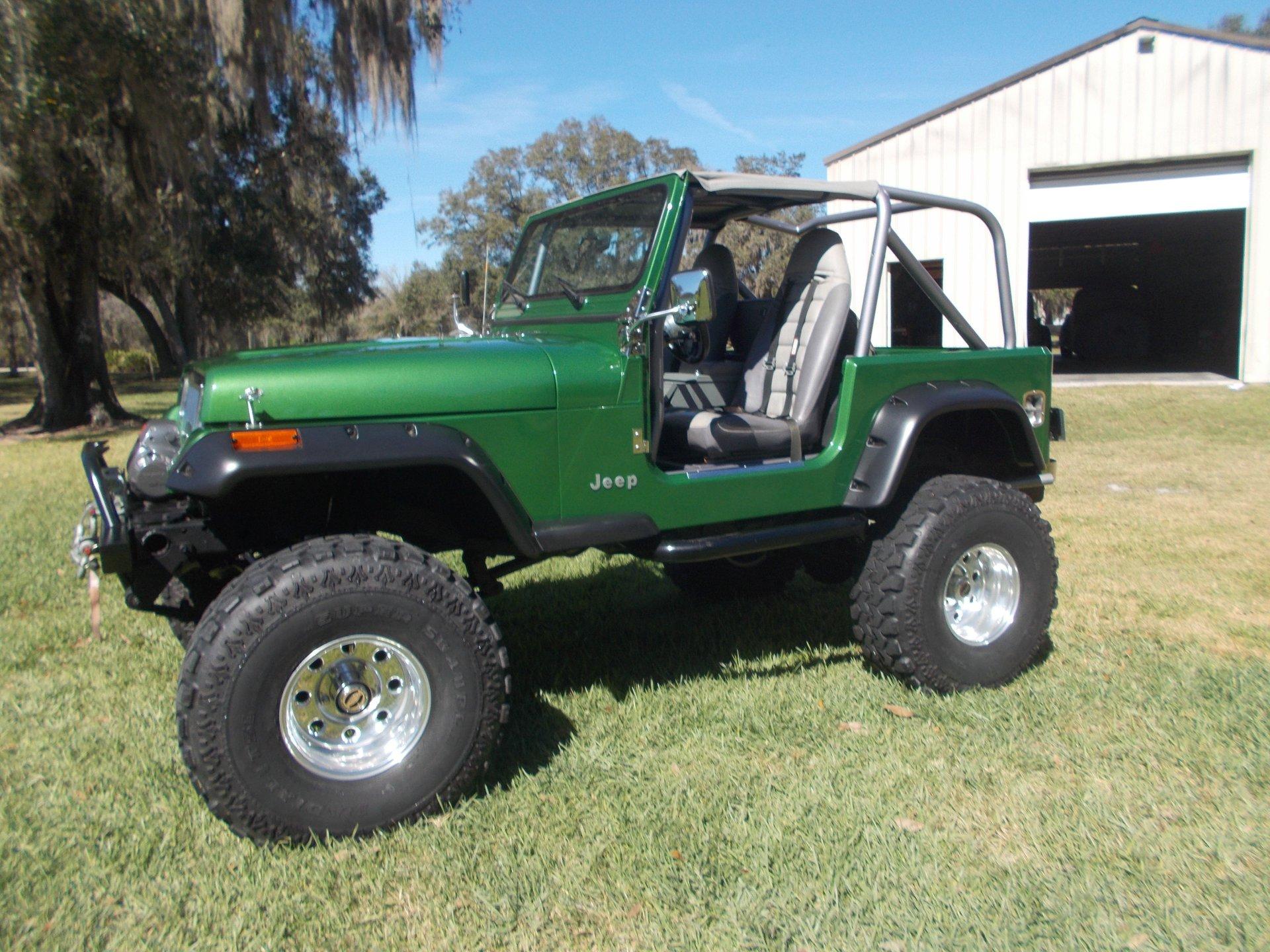 1989 jeep wrangler 4x4 sport utility