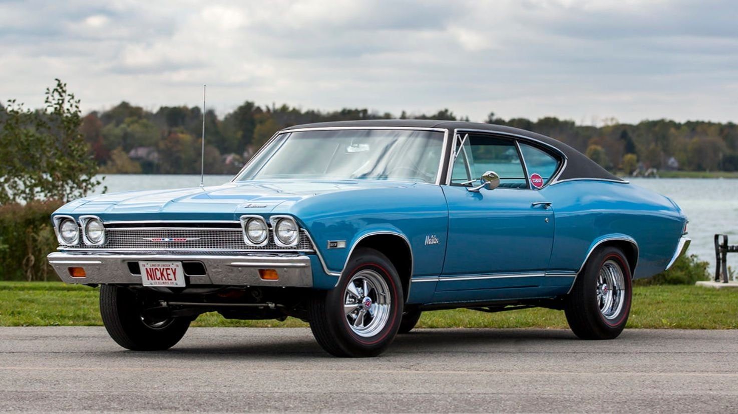 1968 chevrolet chevelle nickey sport coupe