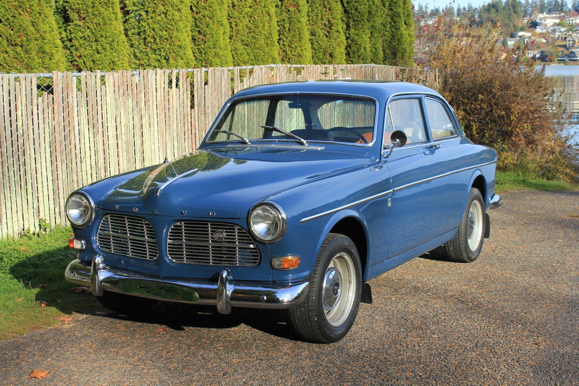 1966 volvo 122 amazon coupe
