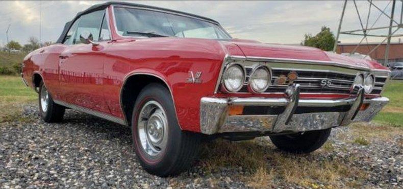 1967 Chevrolet Chevelle SS L78
