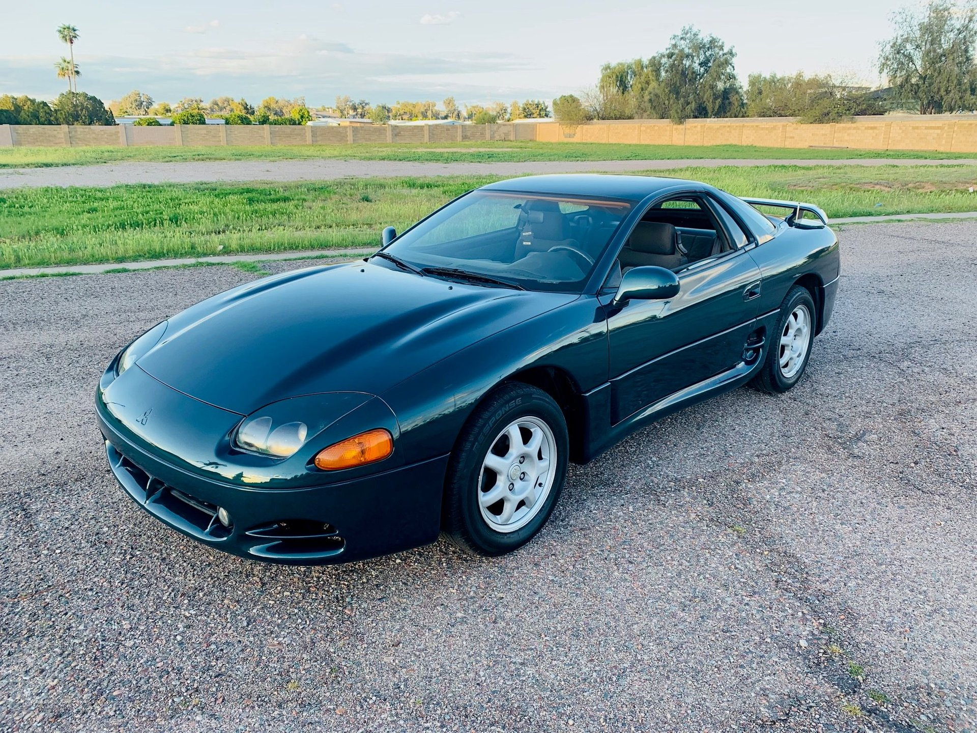 1995 mitsubishi 3000gt coupe