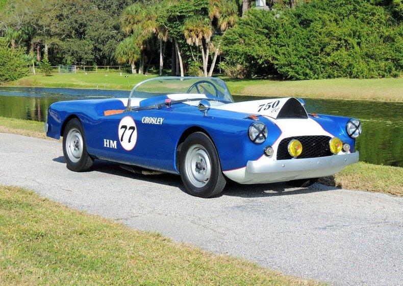 1948 Crosley H-Mod Racer