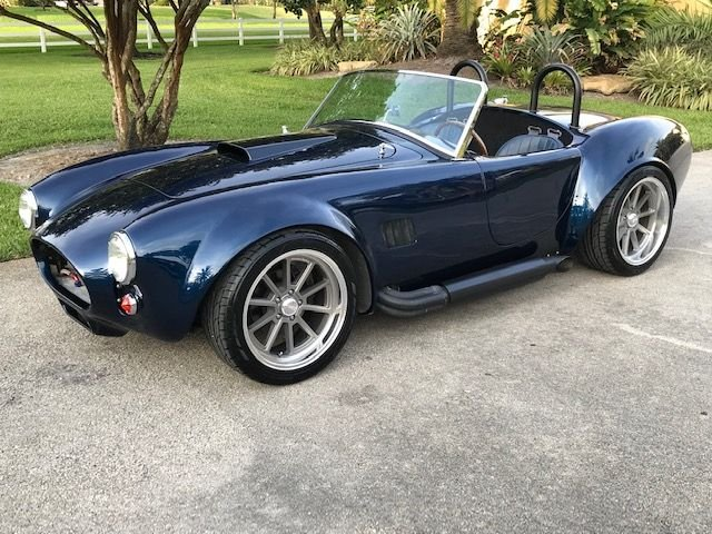 2007 factory five shelby cobra roadster
