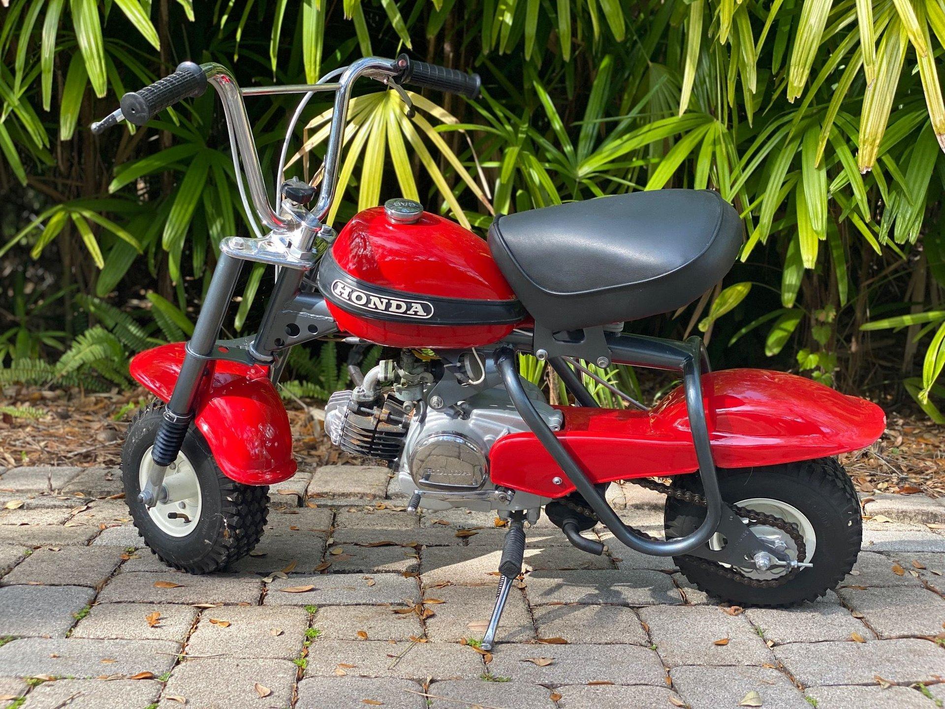 1970 honda qa50 minibike