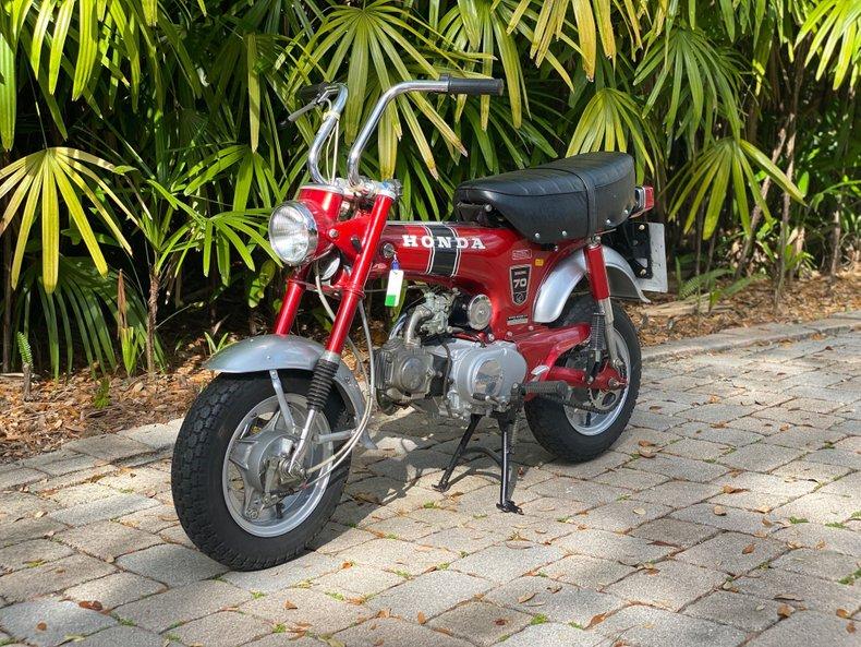 1977 Honda ST70