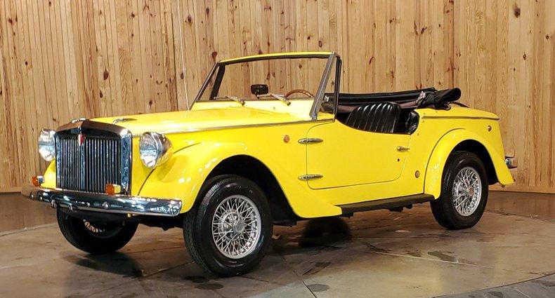 1969 Fiat Siata Spring