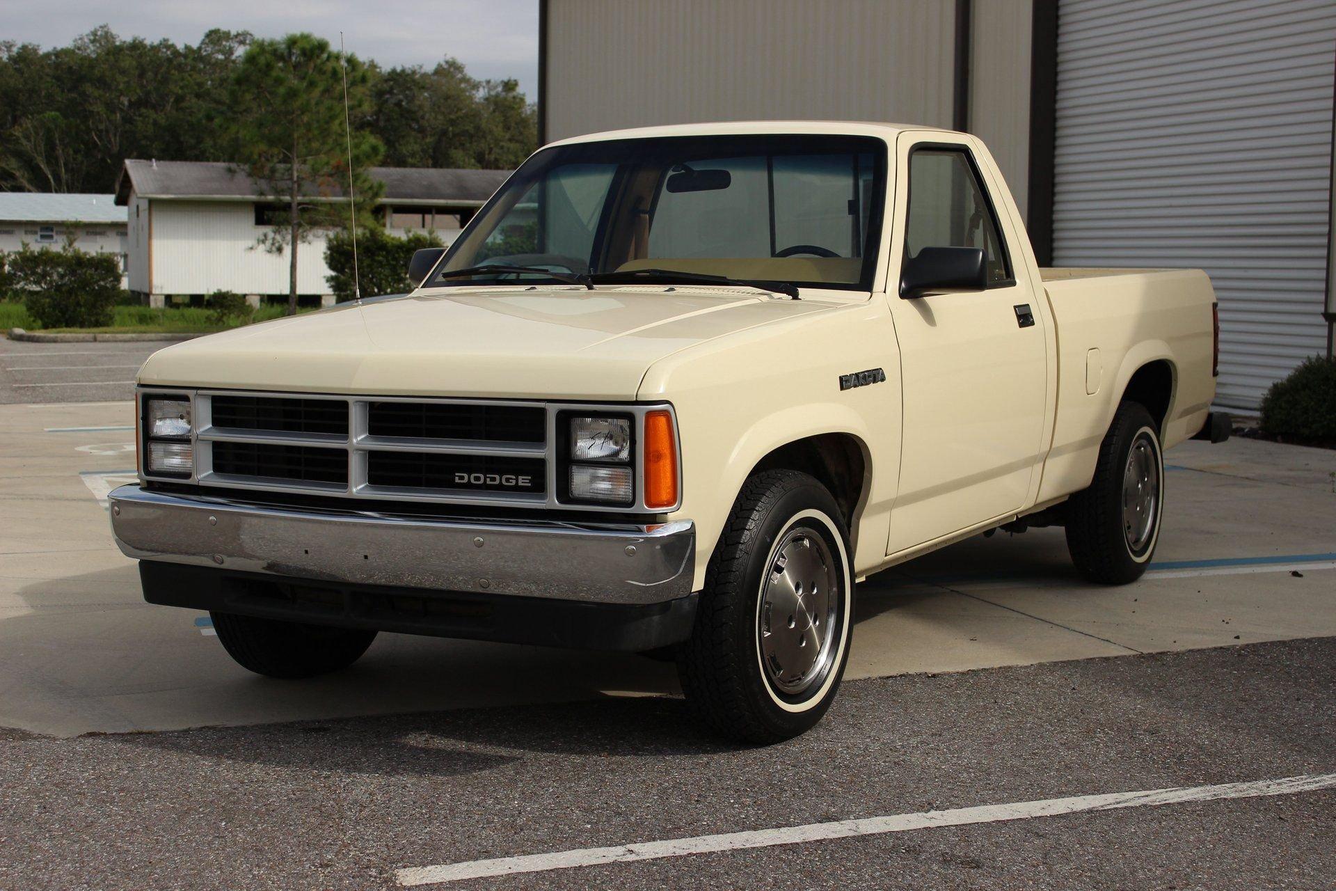 1988 dodge dakota pickup