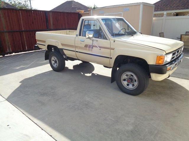 1986 Toyota Tacoma