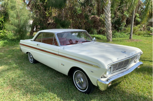 1965 ford falcon hardtop