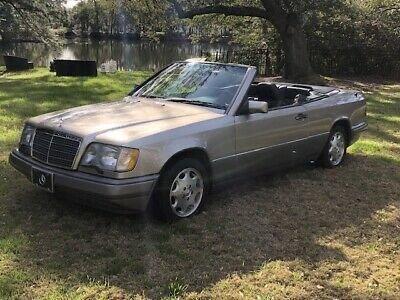 1995 mercedes benz e300 convertible