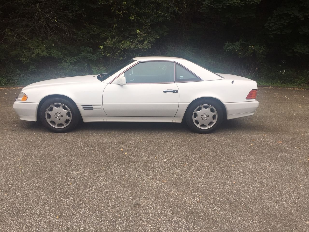 1995 mercedes benz sl500 convertible