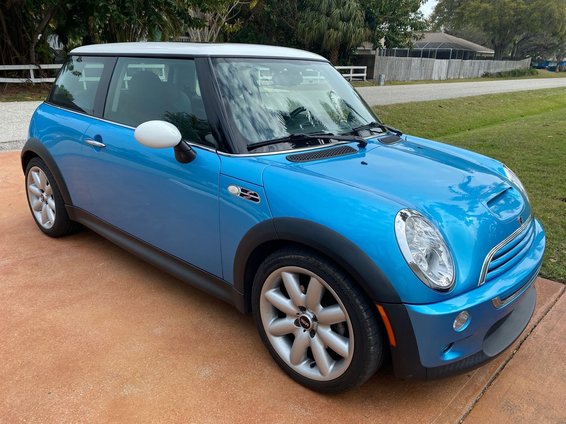 2003 mini cooper s john cooper works edit