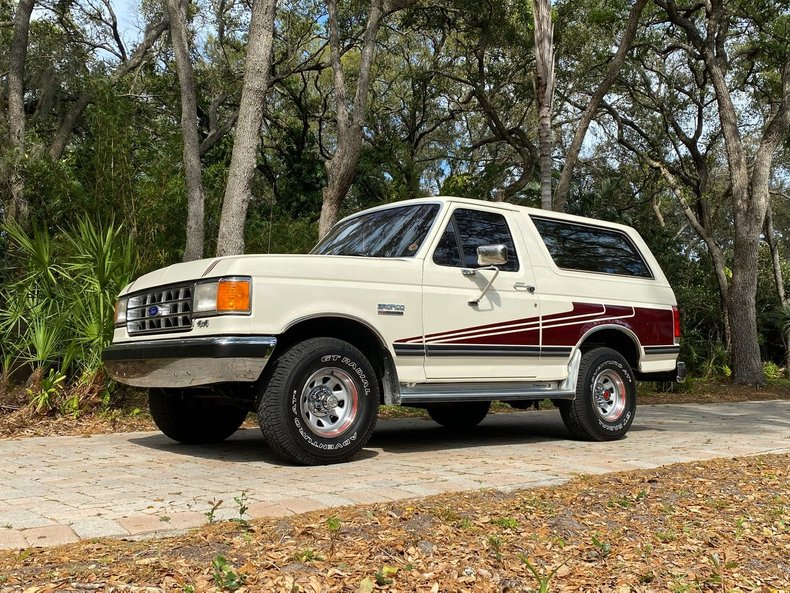 1988 Ford Bronco Sherrod Mojave Edit