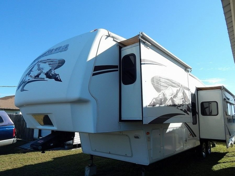 2006 keystone montana 32 fifth wheel