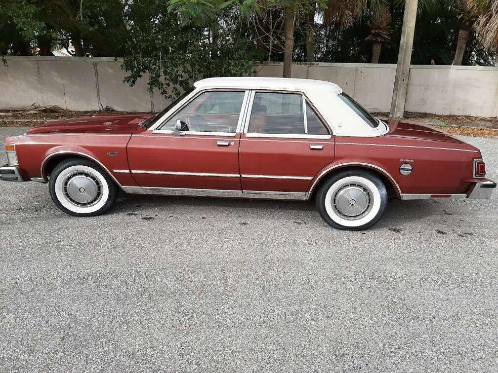 1978 chrysler lebaron sedan