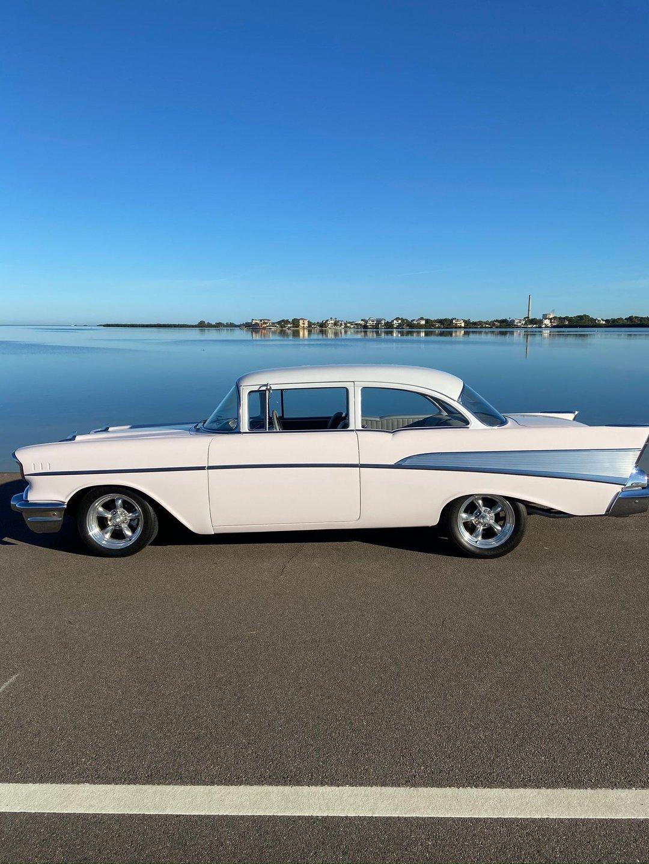1957 chevrolet 210 2 door hardtop