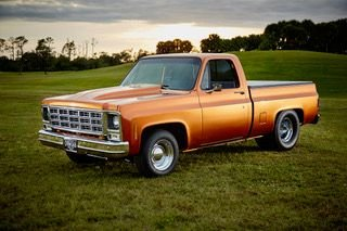 1979 gmc shortbed pickup