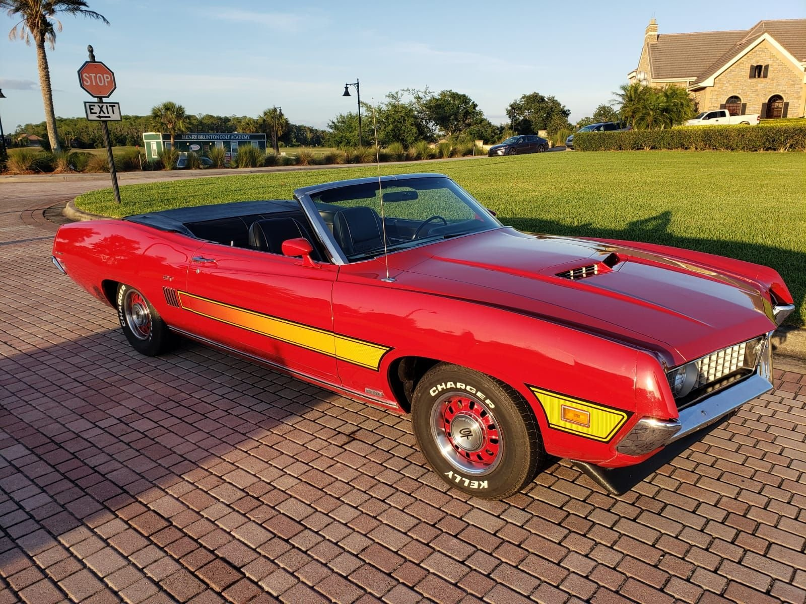 1970 ford torino convertible