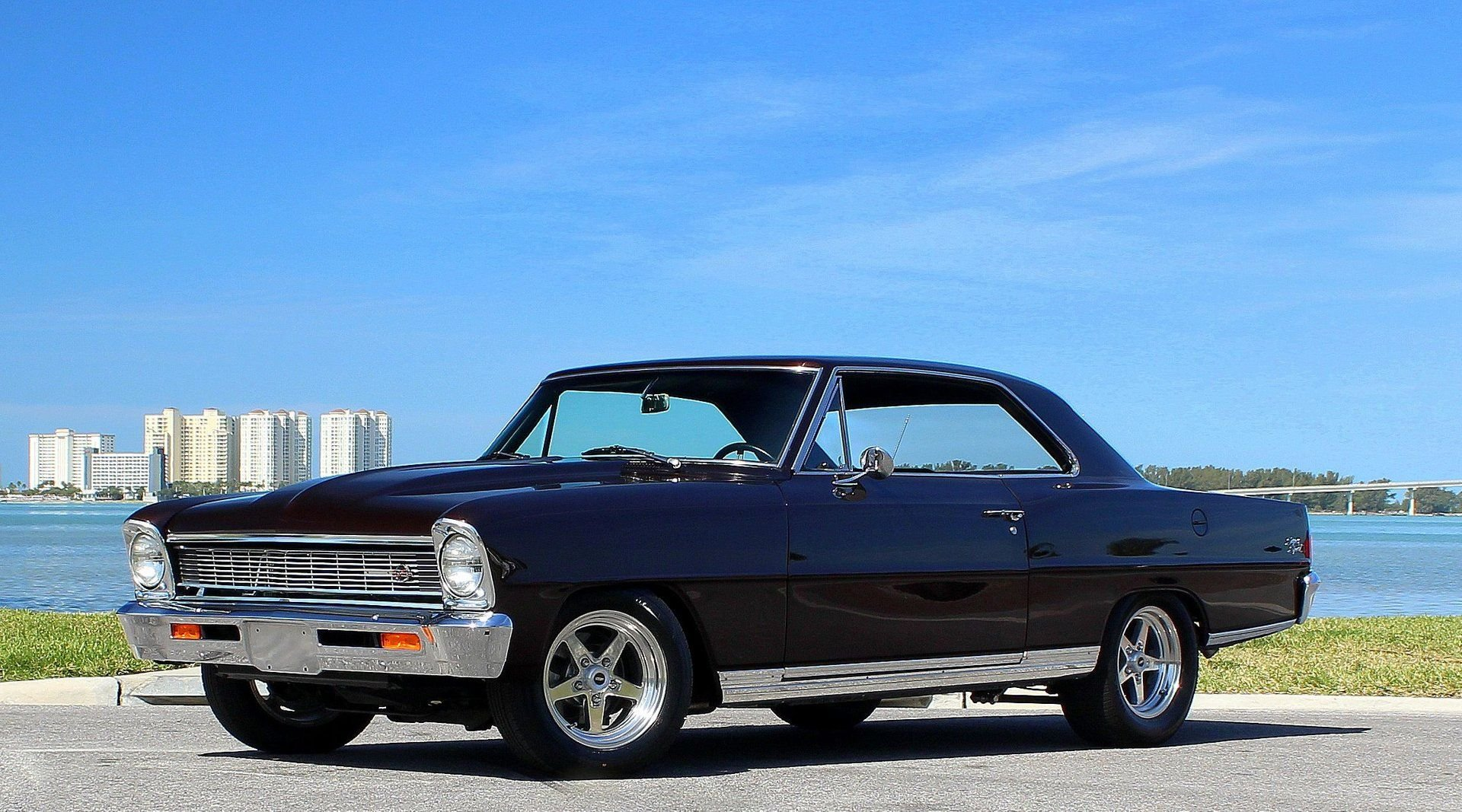 1966 chevrolet nova ss coupe