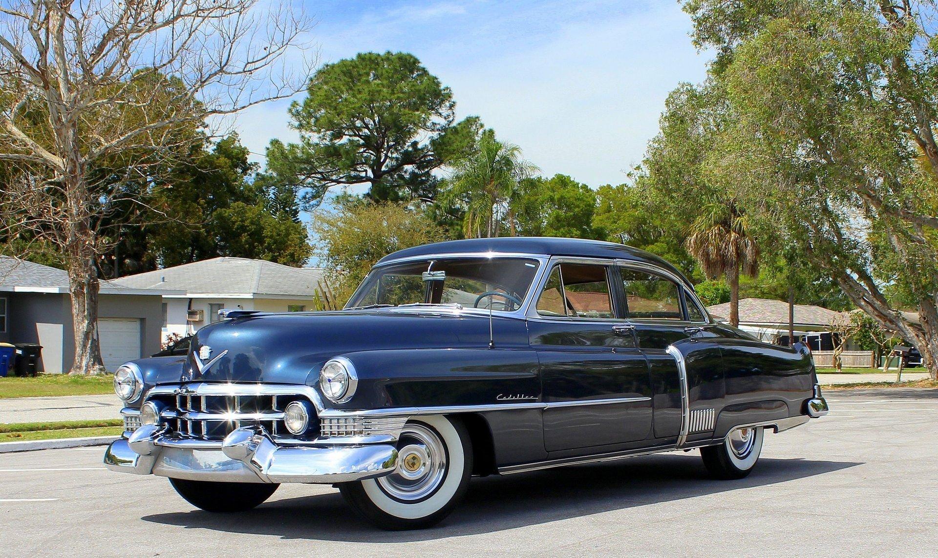 1951 cadillac fleetwood 60 special sedan