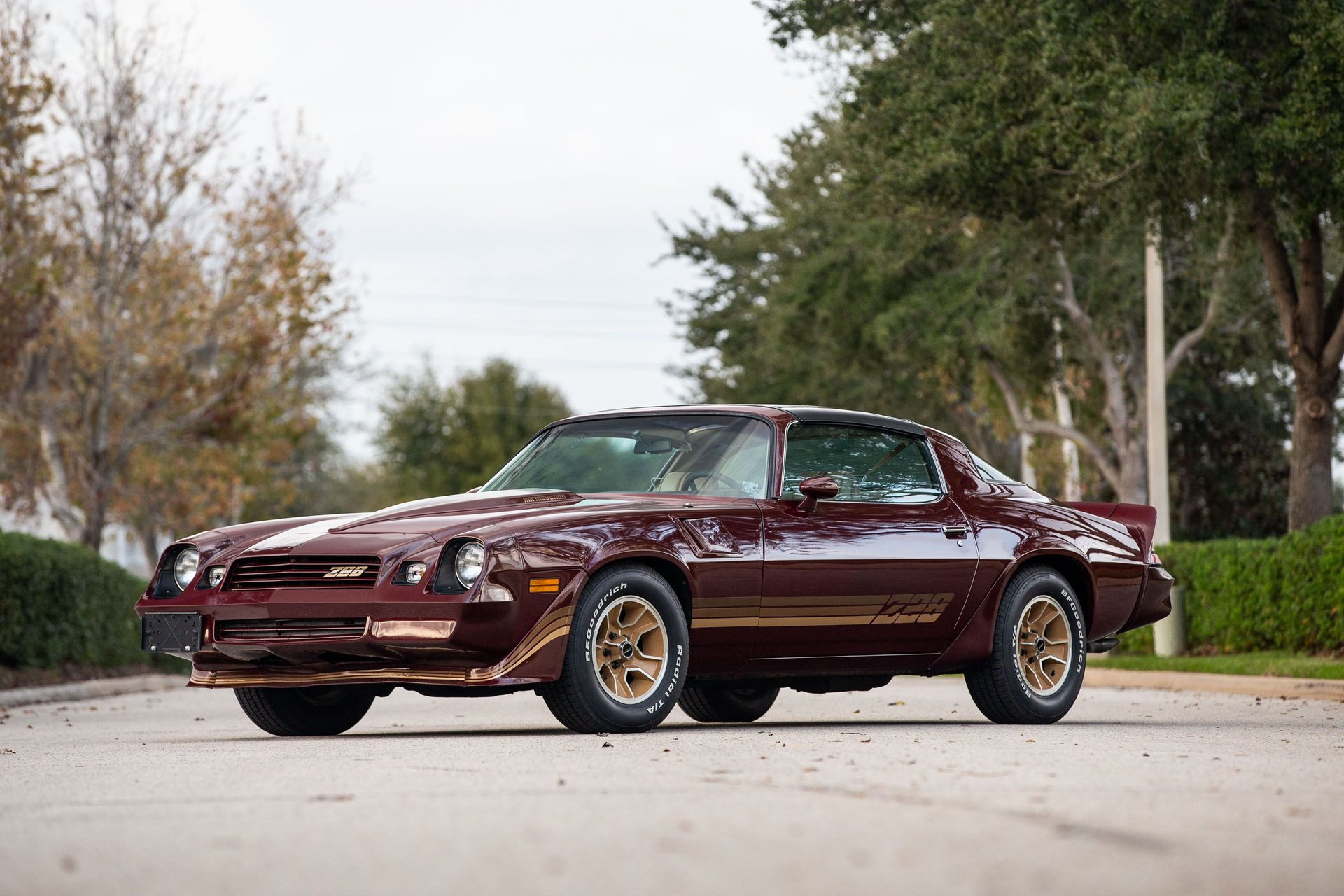 1981 chevrolet camaro z28 coupe